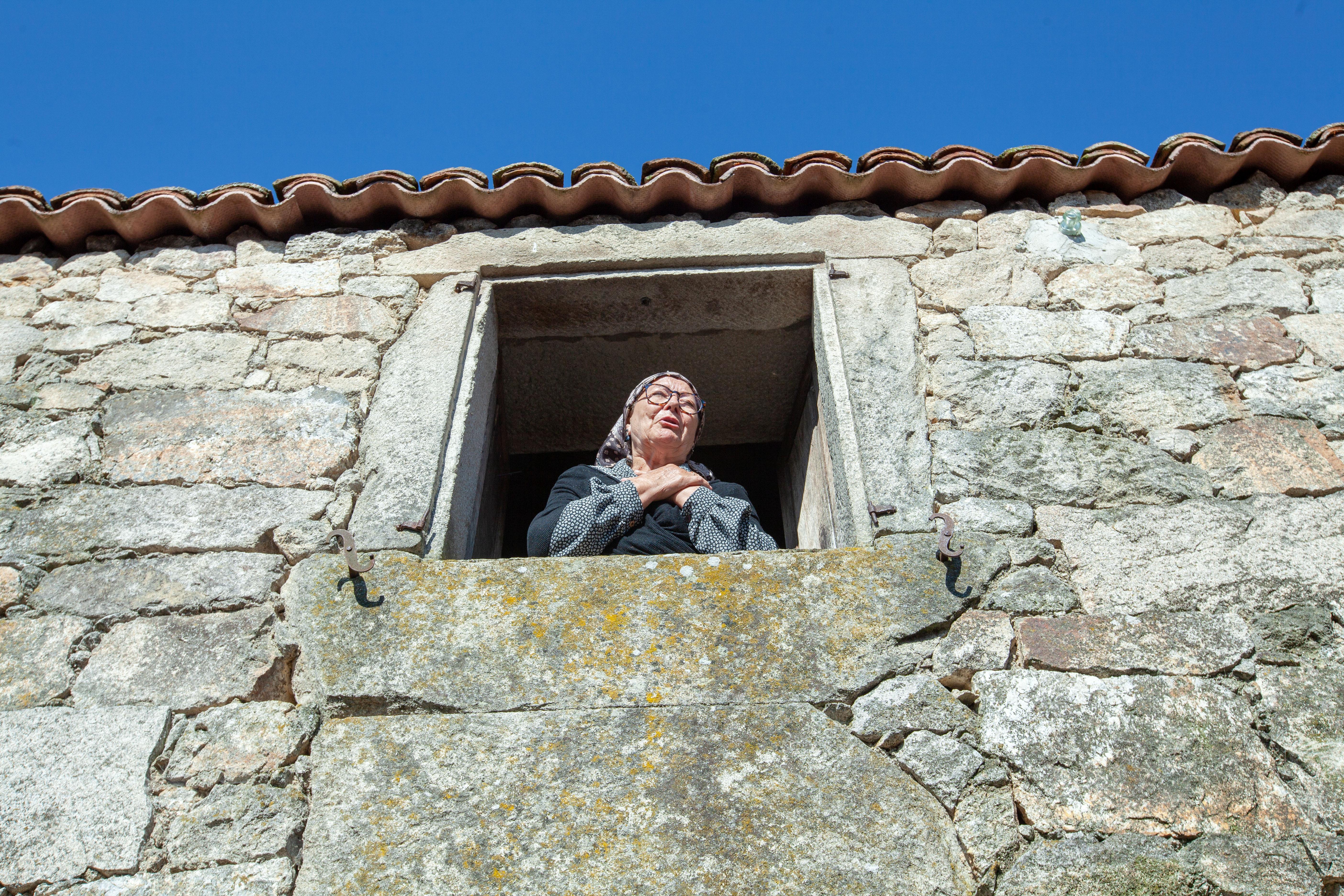 ALBÁ  PALAS DE REI  LUGO SON D' ALDEA 2018 ENSAIO XERAL 26082018 FOTO XOSE CASTRO