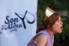 PALAS DE REI ALBÁ SONd'ALDEA  2015 05092015 FOTO XOSE CASTRO